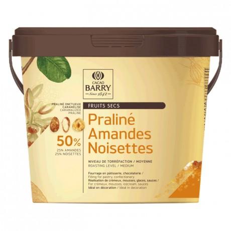 Praliné Favorites amandes noisettes 50% 1 kg