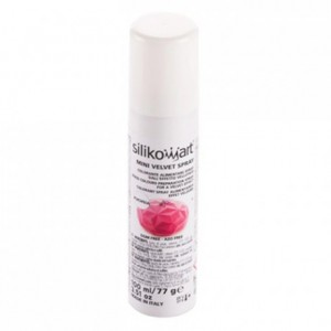 Spray velours fuchsia 100 mL