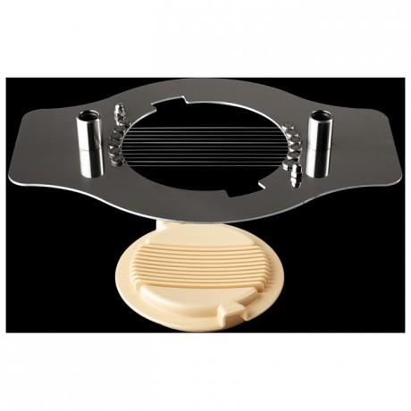 Portionneur coupe-oeufs rondelles 5 mm pour Multicoupe Matfer Prep Chef
