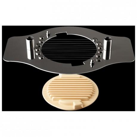 Portionneur fils rondelles 8 mm pour Multicoupe Matfer Prep Chef