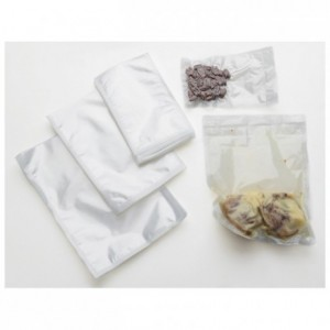 Vacuum pack cooking bags 250 x 350 mm (100 pcs)