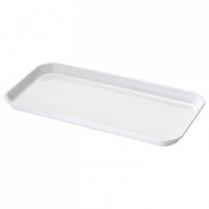 Plateau ABS blanc 415 x 302 mm