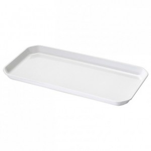 Tray ABS white 415 x 302 mm