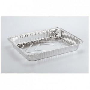 Plat gastronorme aluminium GN 1/1 (lot de 50)