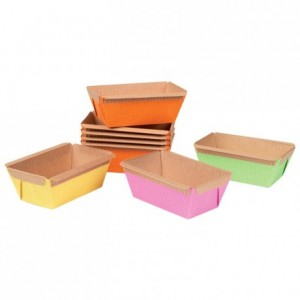 Assorted mini cake 95 x 53 mm (48 pcs)