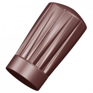 Moule 12 toques en polycarbonate pour chocolat