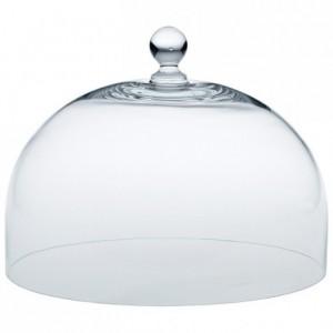 Cloche en verre pour plat à gâteaux romantic Ø 220 mm