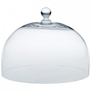 Cloche en verre pour plat à gâteaux romantic Ø 290 mm