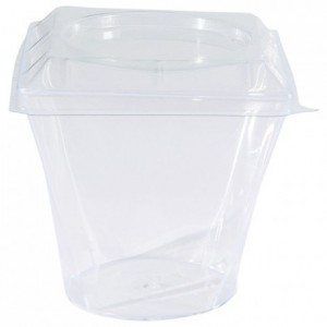 Lid for verrine Rosace (1440 pcs)