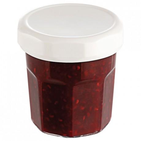 Lid for mini jam jar white (400 pcs)