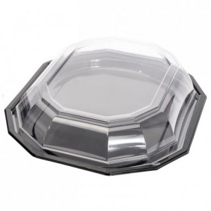 Lid for octogonal tray ref.707751 (100 pcs)