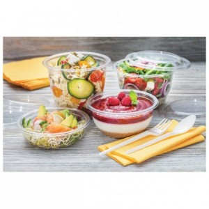 Lid for container Deli Ø 129 mm (504 pcs)