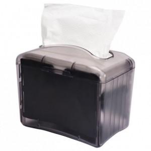 Distributeur de serviettes de comptoir
