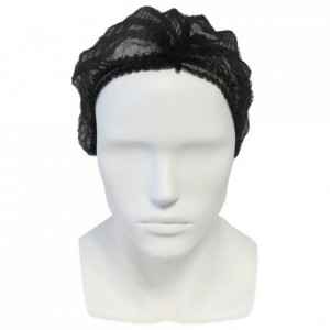 Bouffant cap black (1000 pcs)