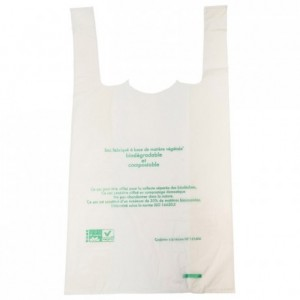 Bioplast bag 540 x 300 mm (1000 pcs)