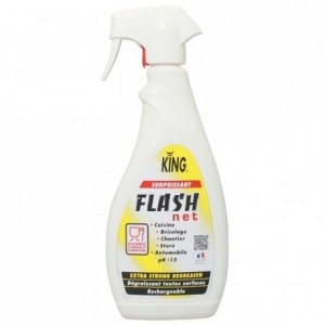 Flash net degreasing 750 mL