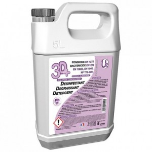 Industry sanitizer 3D 5 L