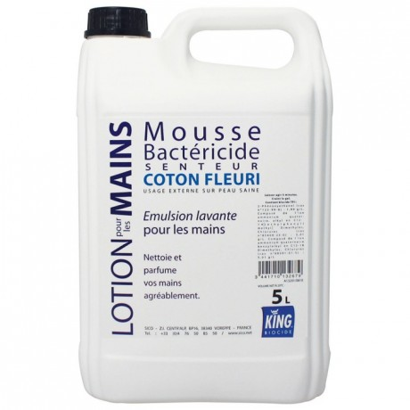 Coton flower hand wash King 5 L