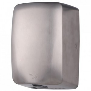 Wall mounted hand dryer Turbo stainless steel