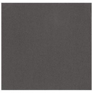 Napkin Airlaid anthracite 40 x 40 cm (600 pcs)