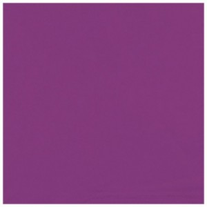 Serviette Airlaid aubergine 40 x 40 cm (lot de 600)