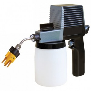 Electrical spray guns M 25 UK plug