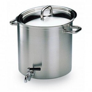 Stockpot with tap Excellence Ø 320 mm