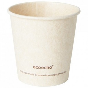 Cup compostable Sweet 12 cL (1200 pcs)