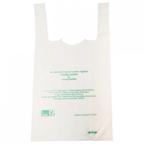 Bioplast bag 450 x 260 mm (1000 pcs)