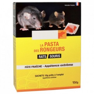 Rodent trap paste (set of 15)