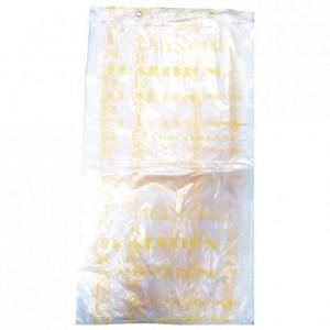 Sac à pain Bioplast beige 400 x 230 mm (lot de 200)
