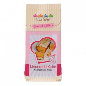 FunCakes Special Edition Mix for Limoncello Cake 400g