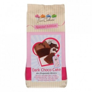 FunCakes Special Edition Mix for Dark Choco Cake 400g
