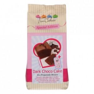 Préparation pour gâteau au chocolat noir FunCakes 400 g