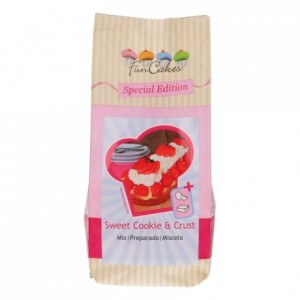 FunCakes Special Edition Mix for Sweet Cookie & Crust 500g