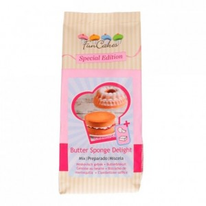 FunCakes Special Edition Mix for Butter Sponge Delight 500g
