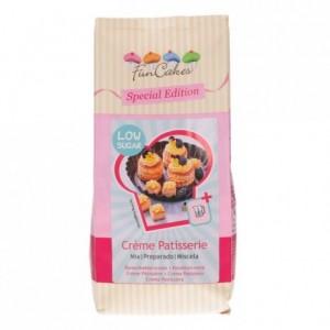FunCakes Mix for Crème Patisserie Low Sugar 400g