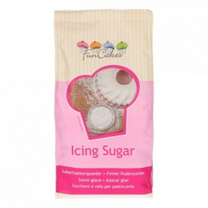 Sucre glace FunCakes 900 g