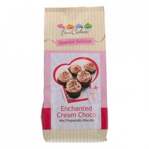 Préparation pour crème enchantée choco FunCakes 450 g