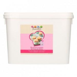 FunCakes Mix for Buttercream 4,5 kg Pail