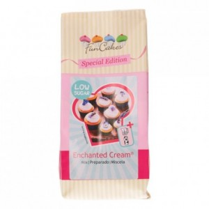 FunCakes Mix for Enchanted Cream® Low Sugar 400g