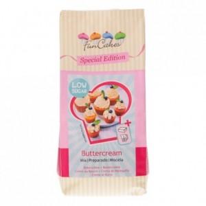 Préparation pour crème au beurre peu sucrée FunCakes 400 g