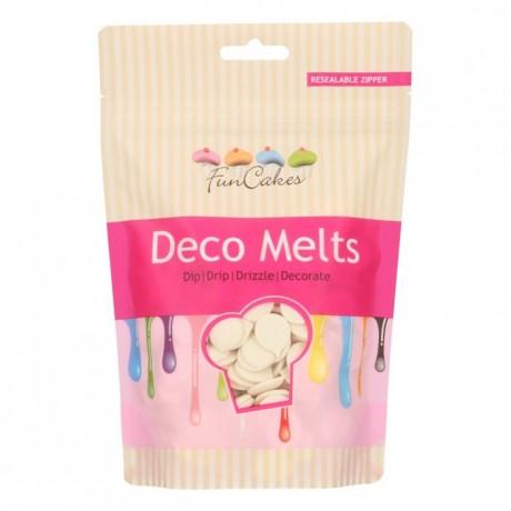 Deco Melts FunCakes blanc extrême 250 g