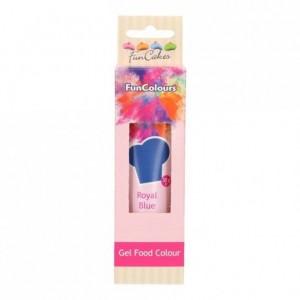 Colorant alimentaire en gel FunCakes Royal Blue 30 g
