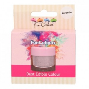 FunCakes Edible FunColours Dust Lavender