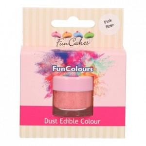 FunCakes Edible FunColours Dust Pink Rose