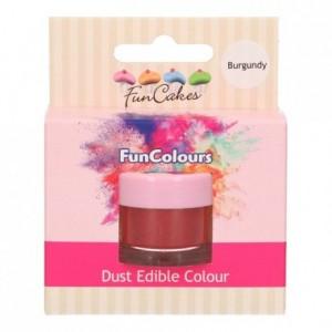 FunCakes Edible FunColours Dust Burgundy