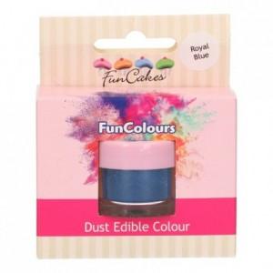 Poudre colorante alimentaire FunColours FunCakes Royal Blue