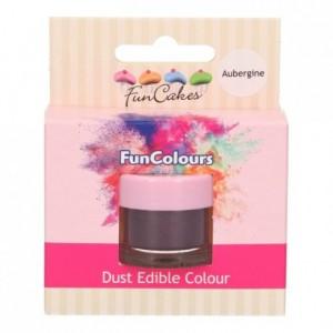 FunCakes Edible FunColours Dust Aubergine