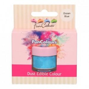 Poudre colorante alimentaire FunColours FunCakes Ocean Blue